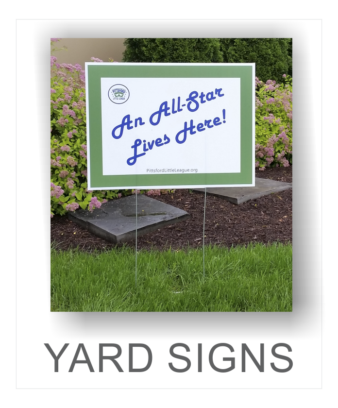 From Political Posters To Event Signs And For Anyone Indicating That A Particular Service Is Being Offered Our Yard Are Perfect Those Looking